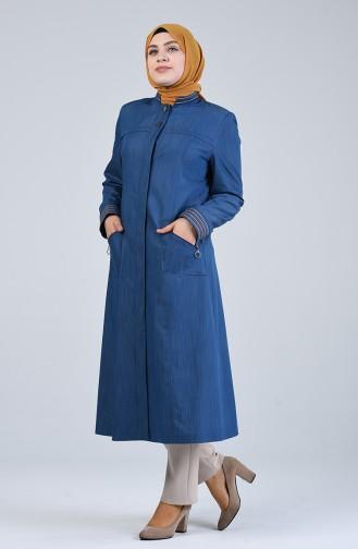 Abayas Bleu Jean 0805-03