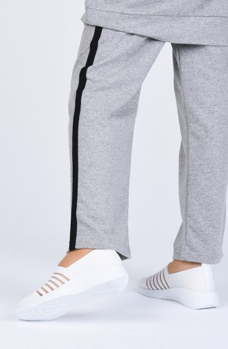 Chaussures de jour Blanc 0357-01
