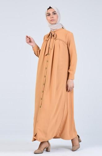 Nerz Hijap Kleider 5671-05