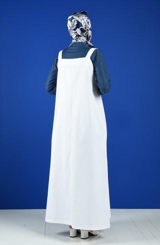 فستان أبيض 5024-05