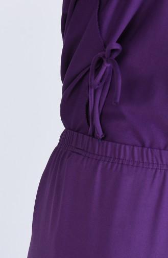 Damson Swimsuit Hijab 8094-02