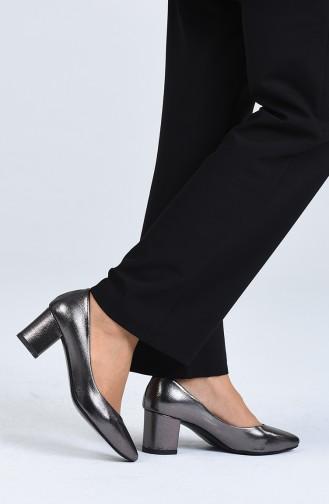 Chaussures a Talons Platine 0610-04