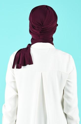 القبعات فوشي داكن 7019-03