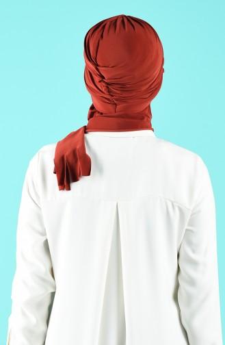 Bonnet Couleur brique 7019-08