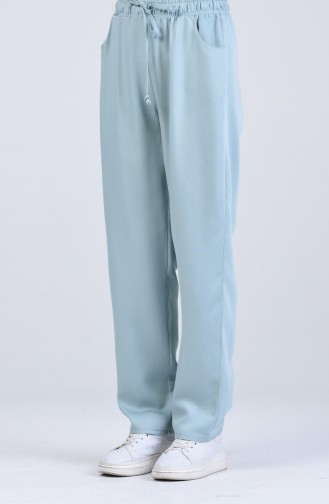 Pantalon Vert menthe 4115PNT-09