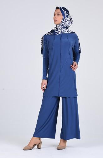 Indigo Suit 1024-08