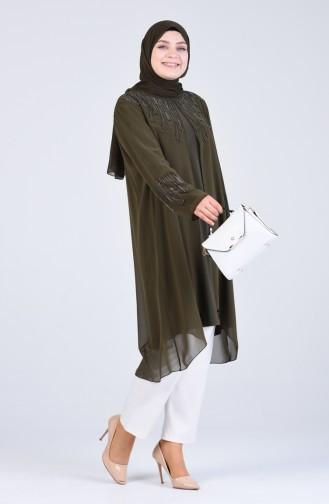 Khaki Tunics 1286-03