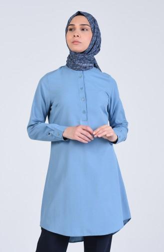 Tunique Bleu 6438-19