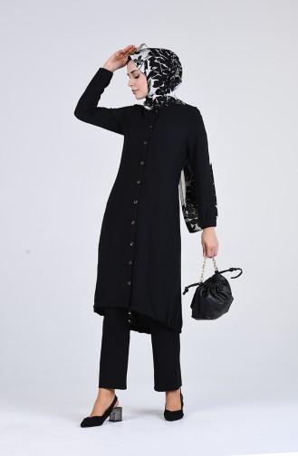 Gilet Sans Manches Noir 5310-04