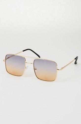 نظارات شمسيه أزرق 005-01