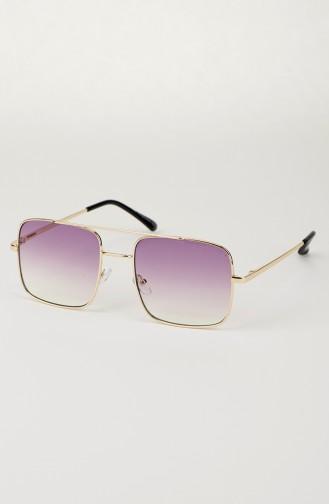 نظارات شمسيه أرجواني 005-04
