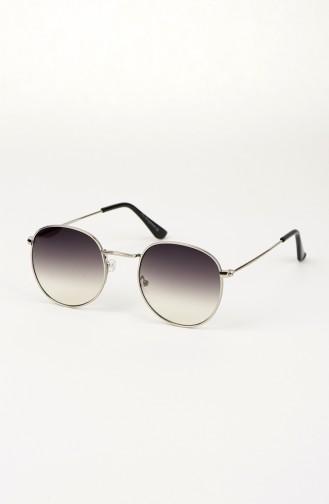 Grün Sonnenbrillen 013-04
