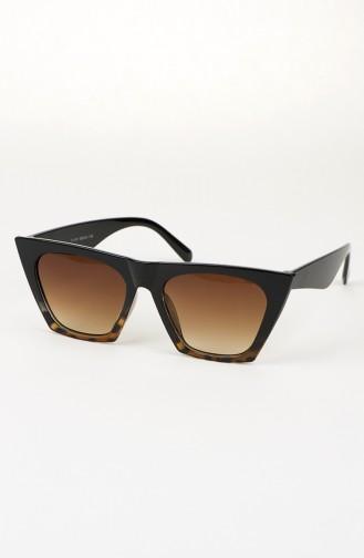 Brown Zonnebril 017-05