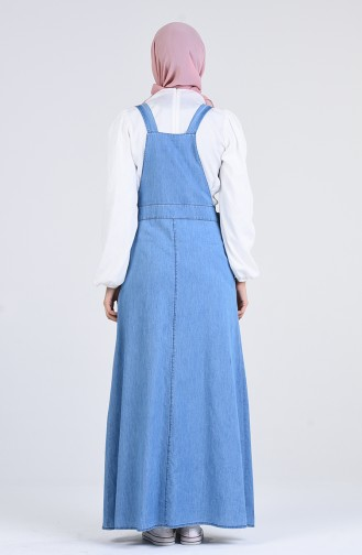 Jeans Blue Gilet 4130-01
