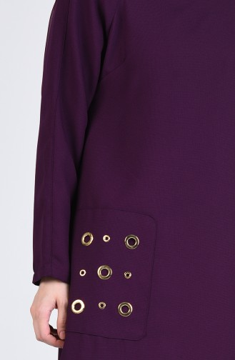 Purple Mantel 5119-06