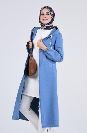 Jeans Blue Mantel 4131-01