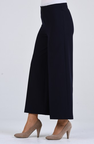 Navy Blue Pants 0105-07