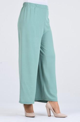 Mint green Broek 5459-02
