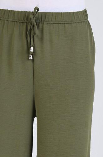 Light Khaki Green Pants 5459-11