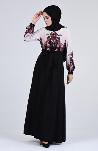 Robe Hijab Noir 9Y3960500-01