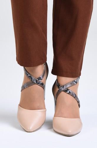 Skin color High Heels 1102-14