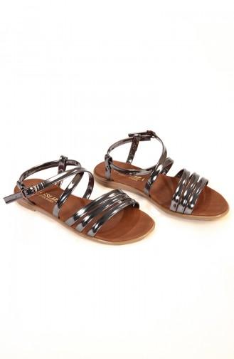 Sandales D`été Platine 05