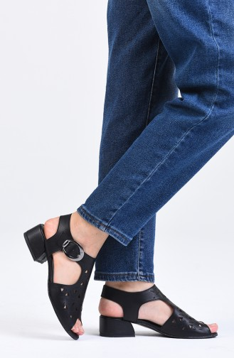 Black High Heels 0519-01
