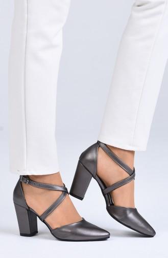 أحذية الكعب العالي بلاتين 1102-01