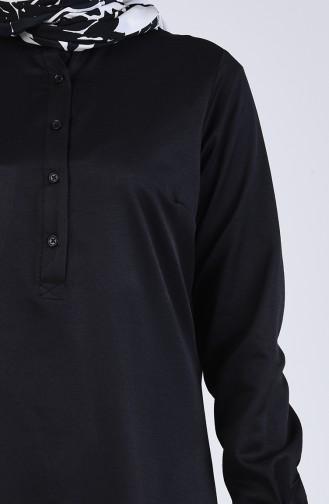Black Tunic 2509-01