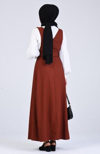 Belted Gilet Dress 2002-01 Tile 2002-01