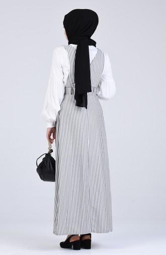 robe sans manche Blanc 2002-05