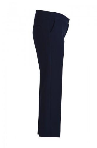 Pantalon Bleu Marine 1501-03