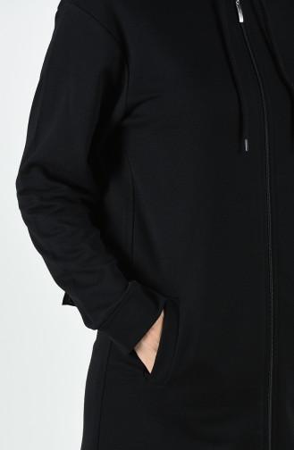 Black Sweatsuit 20020A-01
