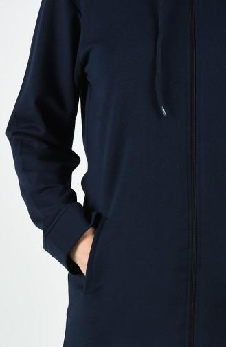 Navy Blue Sweatsuit 20020A-02