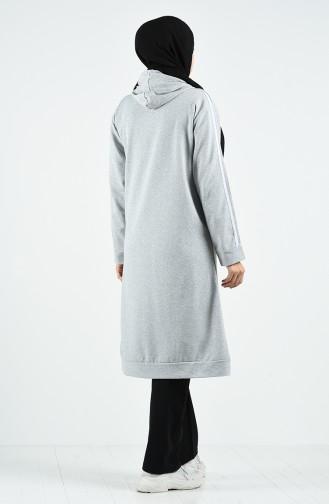Gray Sweatsuit 20020B-05