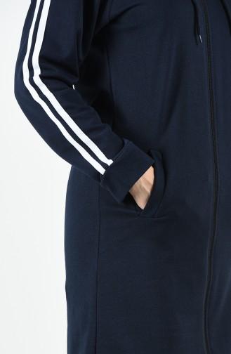 Navy Blue Sweatsuit 20020D-02
