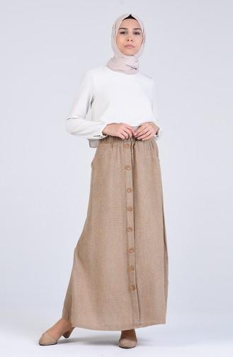 Maroon Skirt 9009-02