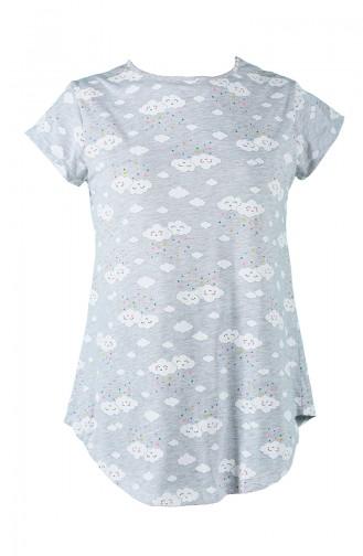 Gray Pyjama 5110-13