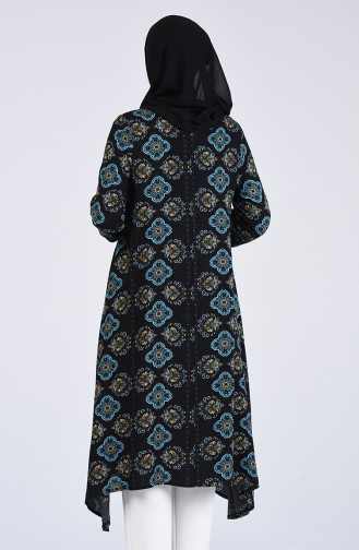 Tunique Turquoise 1003A-01