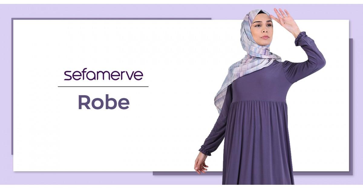 Robe Hijab Sefamerve