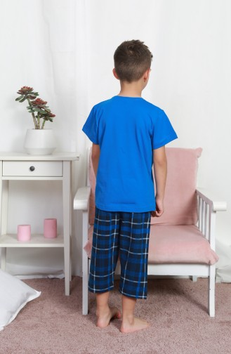 Pyjama Blue roi 812030-A