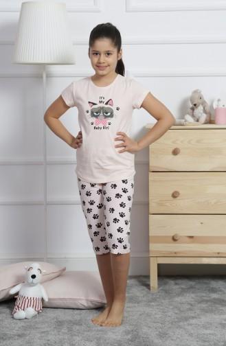 Pyjama Saumon clair 912131-A