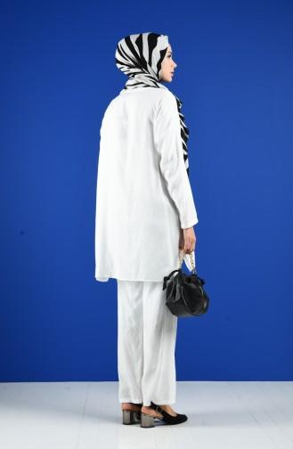White Sets 8064-01