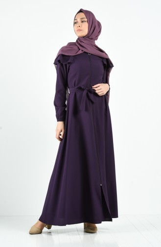 Purple Abaya 3803-05