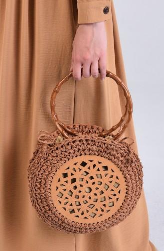 Camel Shoulder Bag 2090-01
