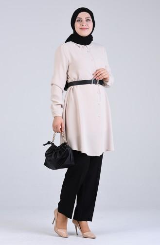 Pantalon Noir 1501-04
