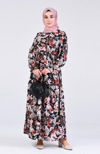 Black Dress 8074-02