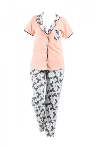 Pyjama Saumon 2539-01