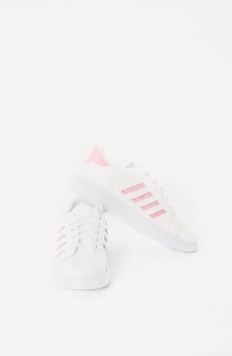 Chaussures de Sport Blanc 30050-12