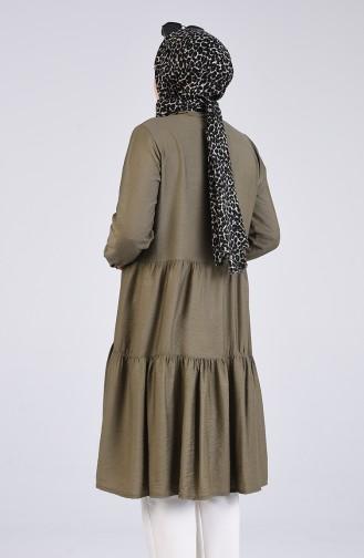 Tunique Khaki 1512-04